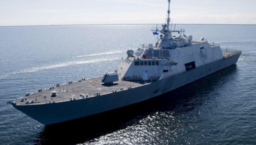 4 مدمرات بالبحر المتوسط تستعد لقصف سوريا خلال ساعات