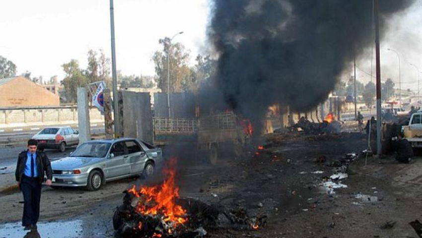 5 جرحى بينهم جنديان بانفجار شمالي العراق