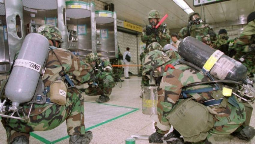 المعارضة السورية تتهم الأسد باستخدام الكيماوي في اليرموك