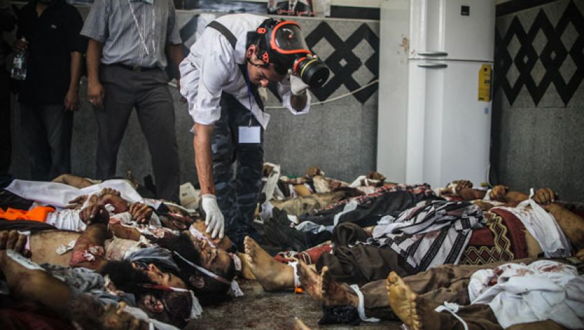 مصر العربية تنشر أسماء 2158 مصابًا