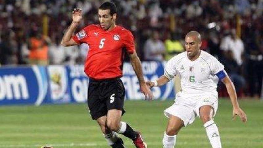 قلق مصري جزائري من مواجهة محتملة