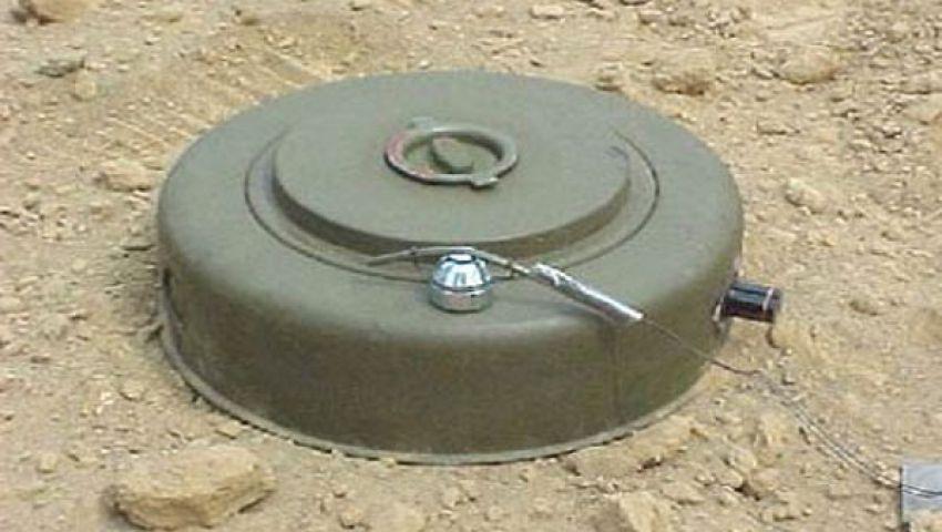 الوكالة السورية: تفكيك ألغام إسرائيلية الصنع في درعا