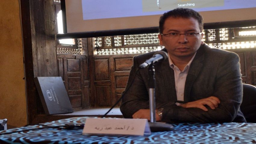 أحمد عبد ربه عن قرار ضبط البلشي: إيه رأي اللي بيدافعوا عن دولة المؤسسات؟