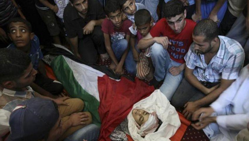 استشهاد 4 فلسطينيين بغزة يرفع حصيلة الحرب إلى 2091