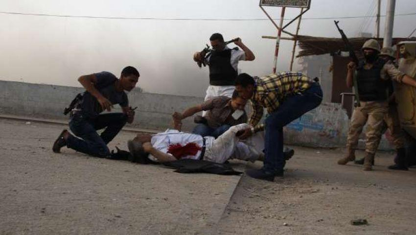 متهم بقتل اللواء نبيل فراج: لم أكفر الشعب المصري