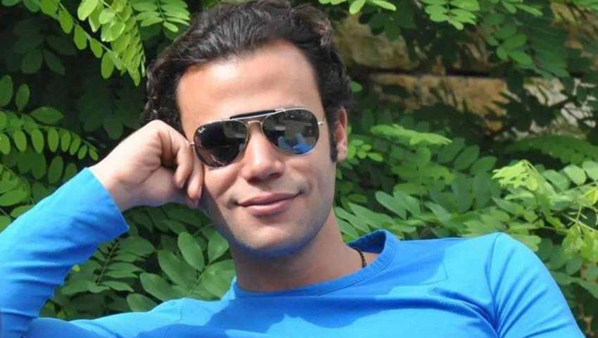 عمرو دياب يحيى حفل زفاف محمد عادل أمام