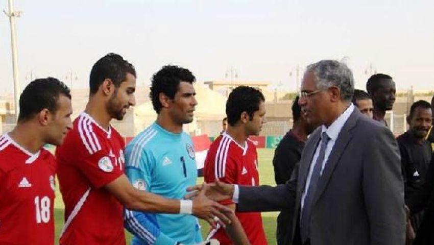 رئيس الجبلاية: المدرب الجديد للفراعنة..مصري