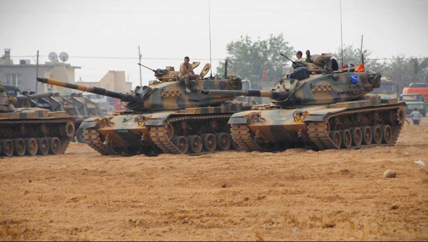 الأركان التركية: استهداف 30 هدفاً تابعاً لـ داعش شمال سوريا