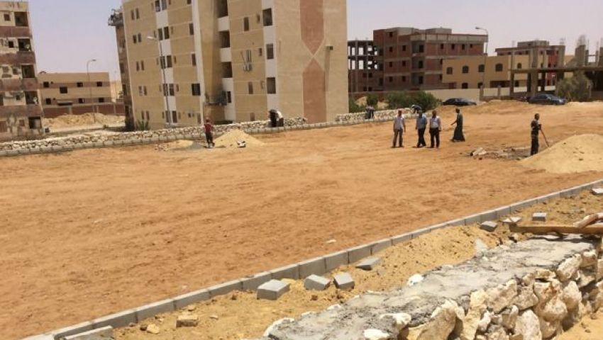 بالخرائط| أماكن أرضي الإسكان الأكثر تميزًا في الشيخ زايد