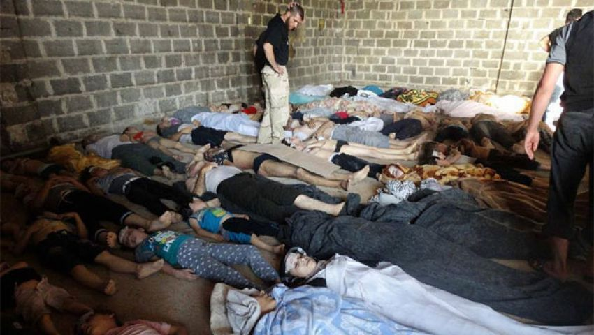 الأطباء العرب ترفض التدخل الغربي في سوريا