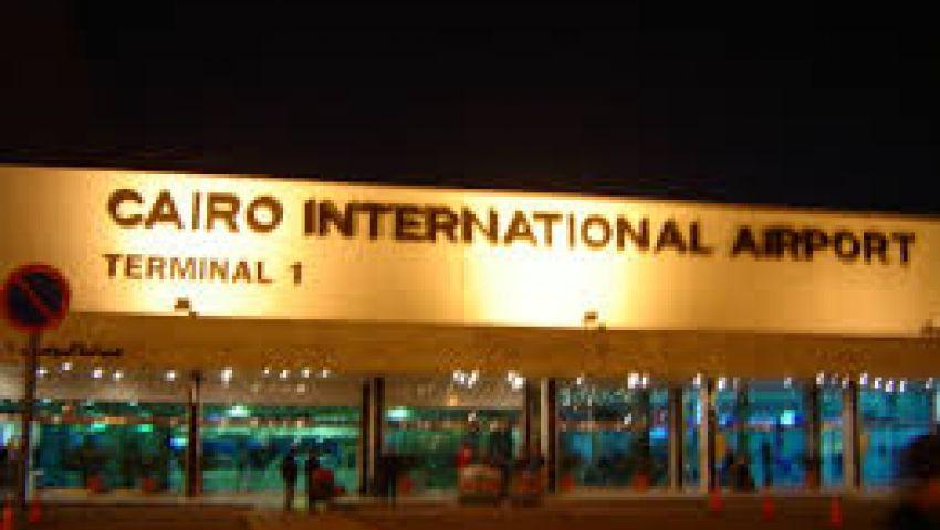 رئيس المصرية للمطارات ﻳﺼﻞ ﺍﻟﻘﺎﻫﺮﺓ
