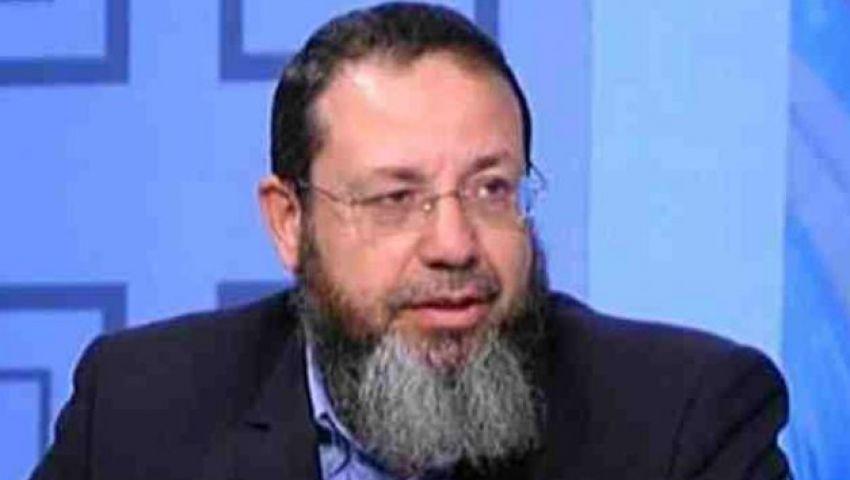 إيهاب شيحة: التحالف لديه الآن حرية أكبر في تطوير الحراك الثوي