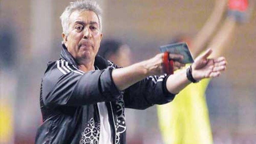 حلمى طولان : سياسة لى الذراع من اللاعبين مرفوضة