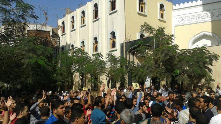 6 وقفات و 4 مسيرات في جمعة لا للعدالة الانتقامية بأسيوط