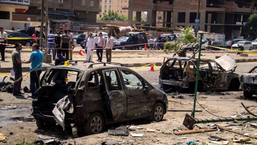 فيديو.. القبض على أحد منفذي اغتيال وزير الداخلية