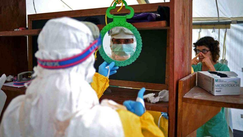 وفيات إيبولا ترتفع إلى 4971 والإصابات تتجاوز 10 آلاف
