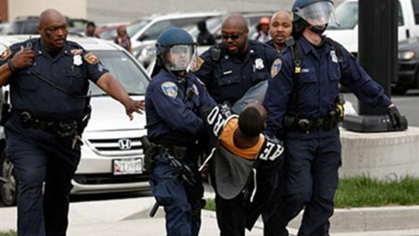 مقتل رجل أسود في اشتباك مع الشرطة بكاليفورنيا