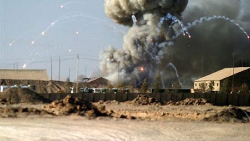 مقتل 27 من داعش في غارة للتحالف ونيران عراقية
