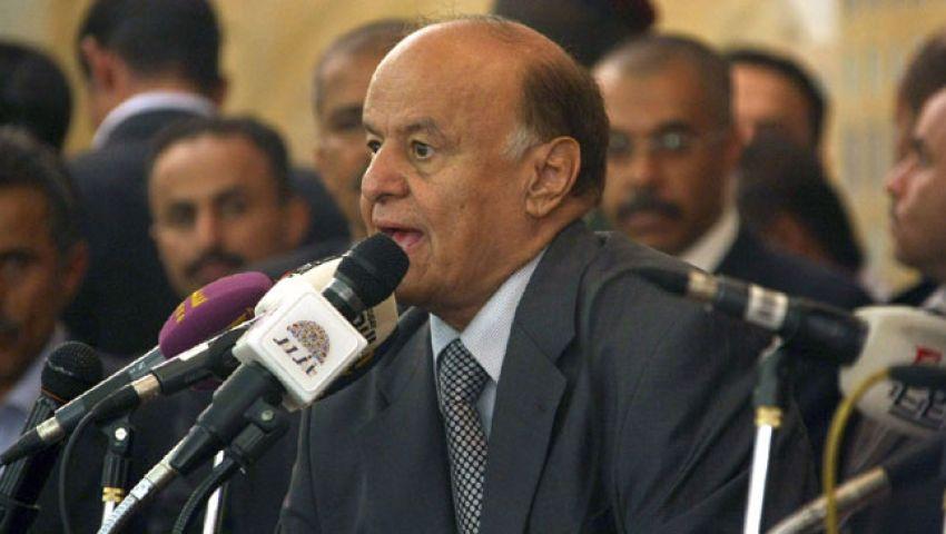 الرئاسة اليمنية: لا تشاور في الحقائب السيادية
