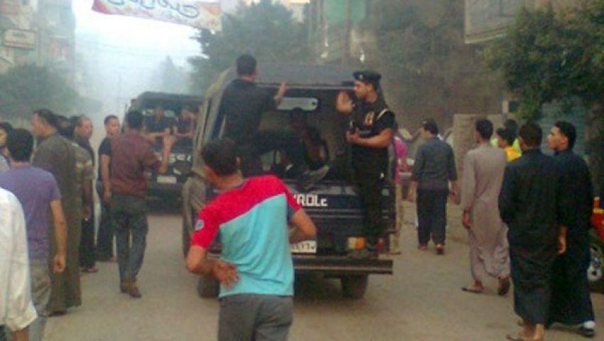 ضبط أسحلة نارية وخرطوش في حملات بالإسكندرية