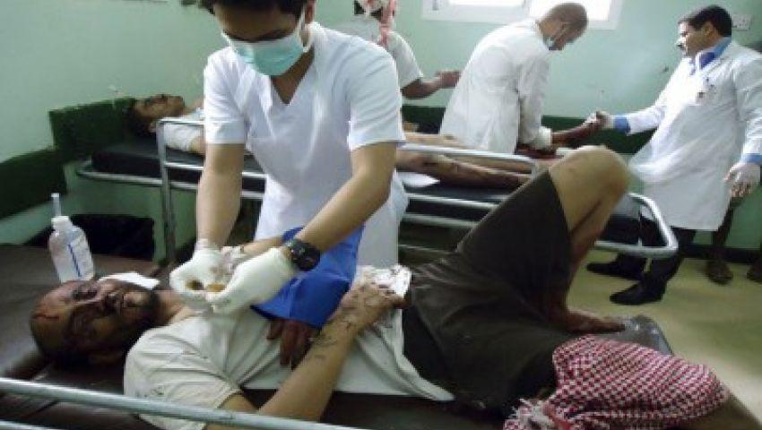 اليمن ..مقتل 2 وإصابة 3 بقذيفة مجهولة  في سوق شعبي بصنعاء