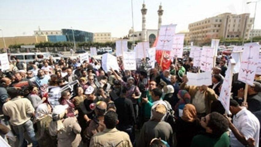 خطيب رابعة يدعو لمسيرة إلى الحرس الجمهوري