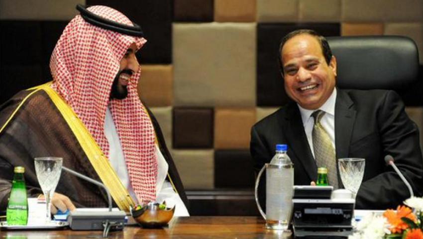 مغردو مصر والسعودية يرحبون بزيارة محمد بن سلمان القاهرة