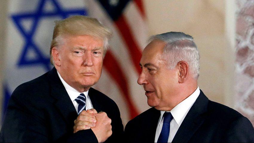 قناة إسرائيلية: ترامب سيبلغ نتنياهو بتفاصيل «صفقة القرن» الثلاثاء
