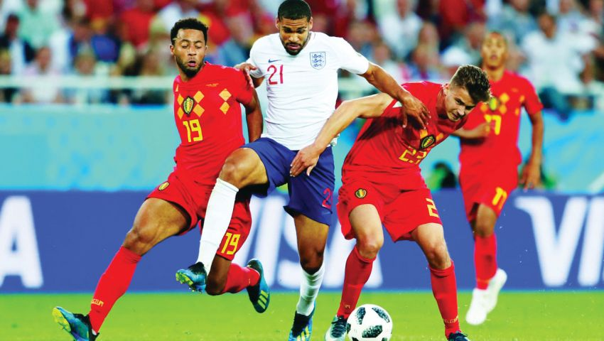 برونزية المونديال.. تعرف على التشكيل الرسمي لمباراة إنجلترا وبلجيكا