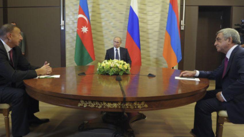 فيينا تستضيف المفاوضات لحل النزاع بين أرمينيا وأذربيجان