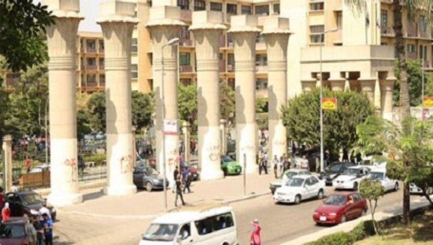 النقل البحرى توقع 3اتفاقيات مع جامعة عين شمس