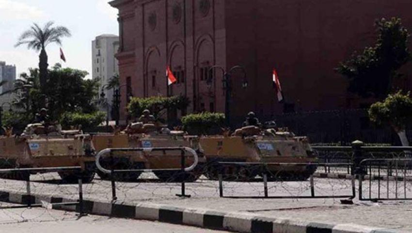 الجيش يحاصر التحرير ويخليه من المواطنين