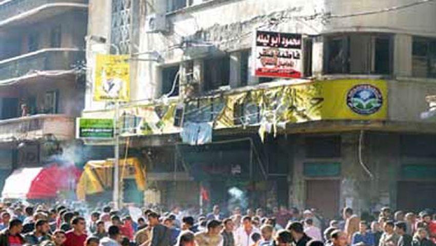 الإخوان: تمرد والفلول تورطوا في أحداث الإبراهيمية