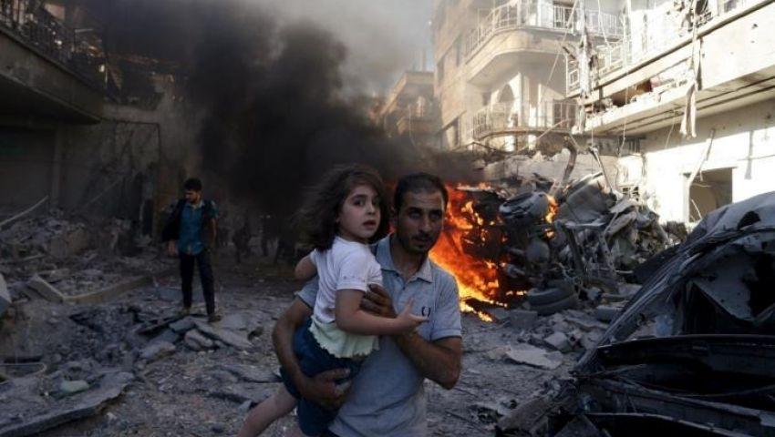اجتماع طارئ بالجامعة العربية لبحث الوضع في حلب