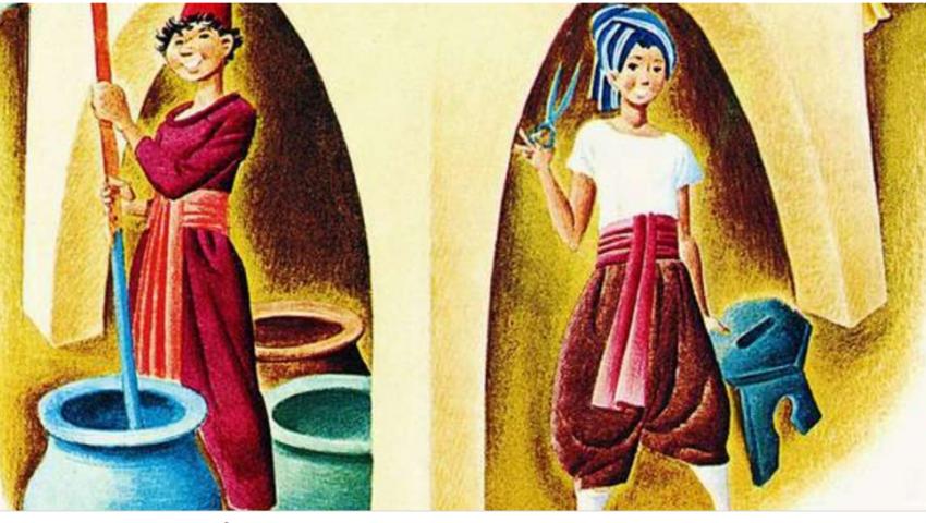 تاجس شبيجل: الأساطير تتلاقى في المتحف المصري