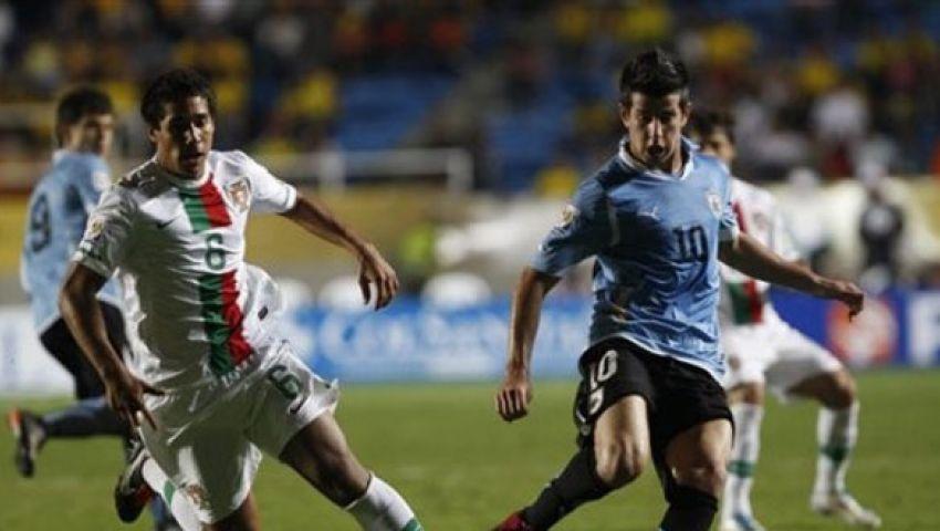 أوروجواي تقهر نيوزيلندا بثنائية في مونديال الشباب