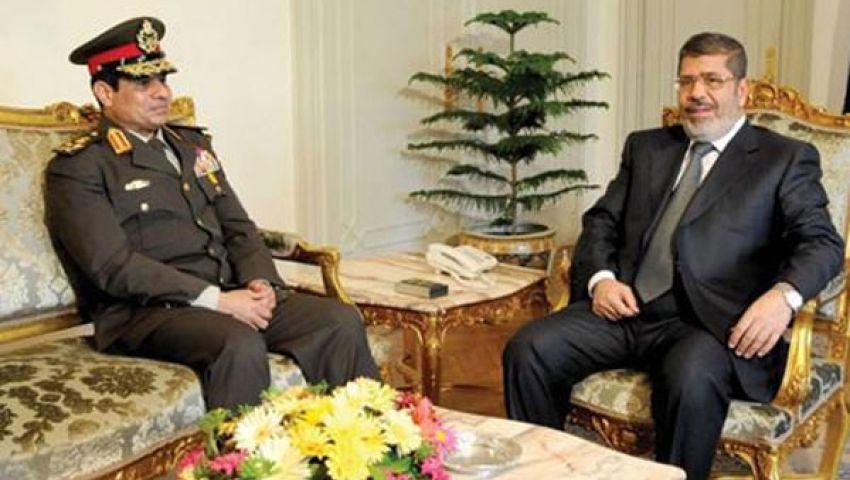 زوجة رائد الشرطة المختطف تقاضي مرسي والسيسي