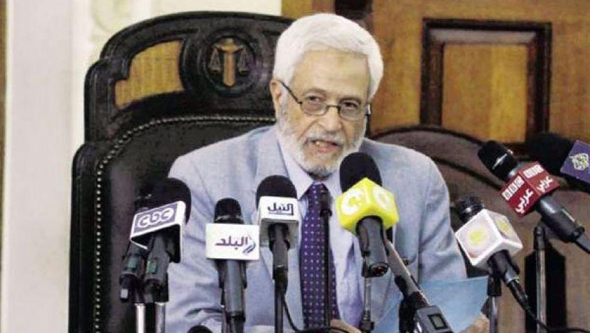 الغرياني يستقيل من رئاسة المجلس القومي لحقوق الإنسان