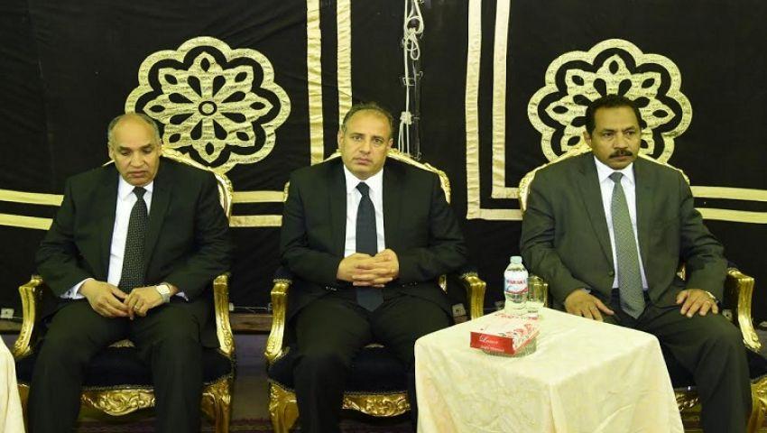 محافظ الإسكندرية: الشرطة قدمت أروع الأمثلة في التضحية