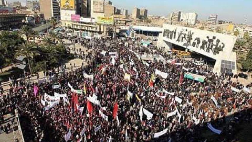 في العراق.. انتفاضة جديدة احتجاجًا على سوء الخدمات
