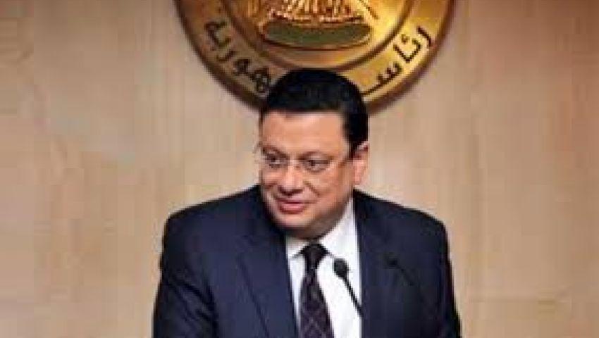 ياسر علي: احترمت من خرج في 30 يونيو