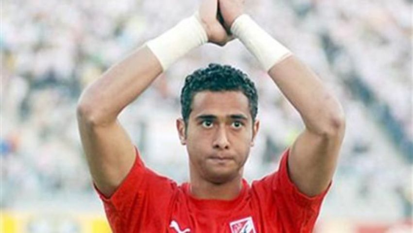 أحمد عادل: مستعد للعب للأهلي دون مقابل