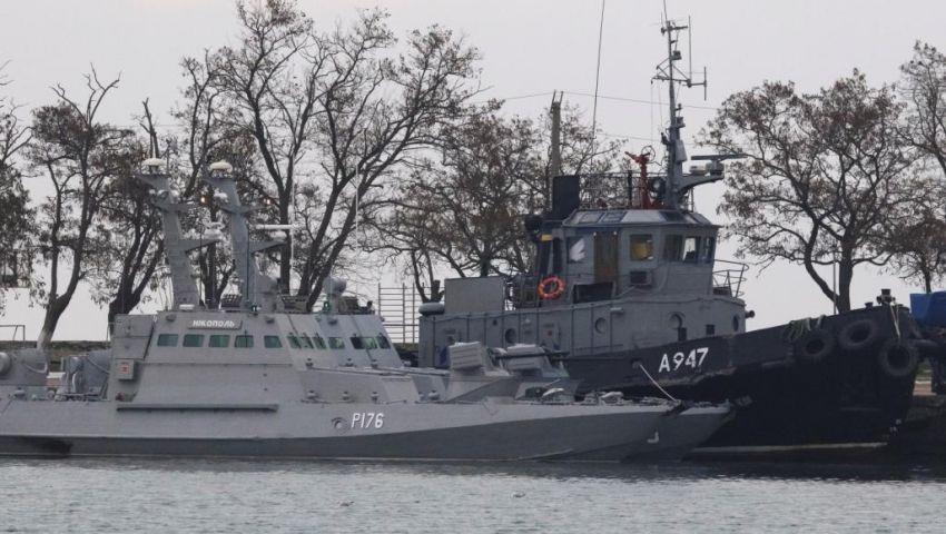 روسيا وأوكرانيا وجها لوجه في «آزوف».. ماذا تفعل أمريكا والناتو؟