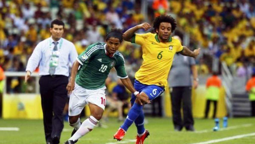 فيديو..البرازيل تطيح بالمكسيك من كأس القارات