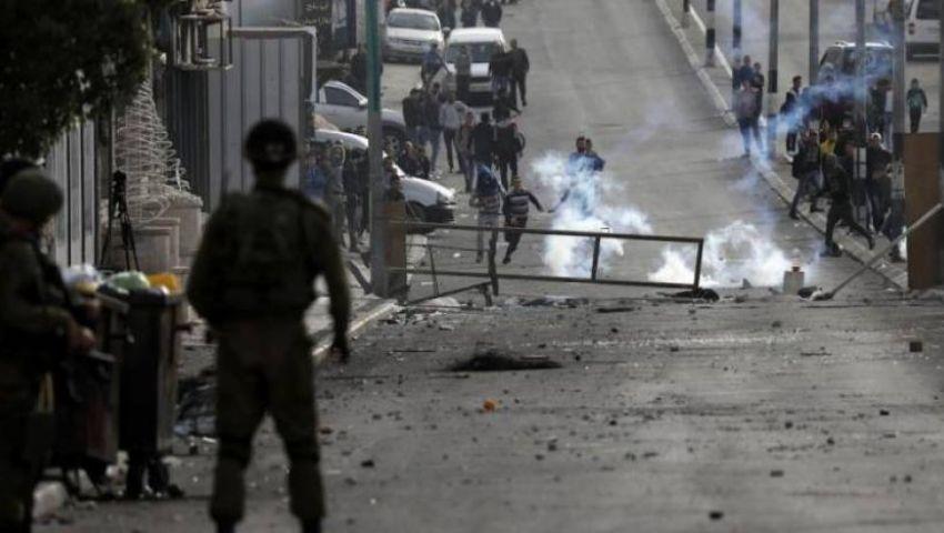 إضراب ومواجهات واعتقالات.. «خليل فلسطين» تشتعل في وجه الاحتلال