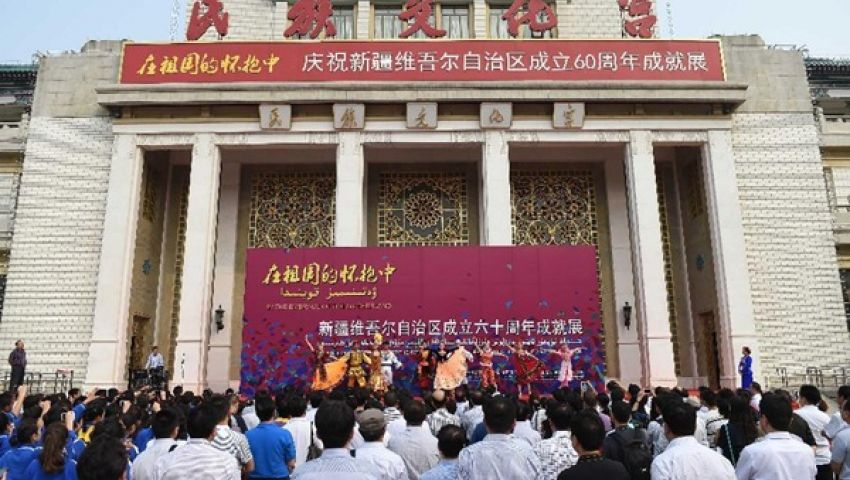 الصين تتحدث عن تجربة الحكم الذاتي بالأعلى للثقافة