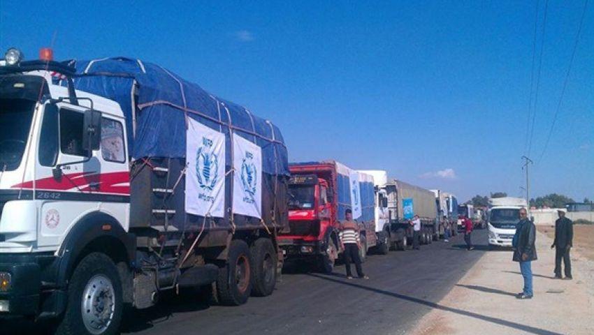 برنامج الغذاء العالمي يبدأ بإيصال مساعدات إلى غزة