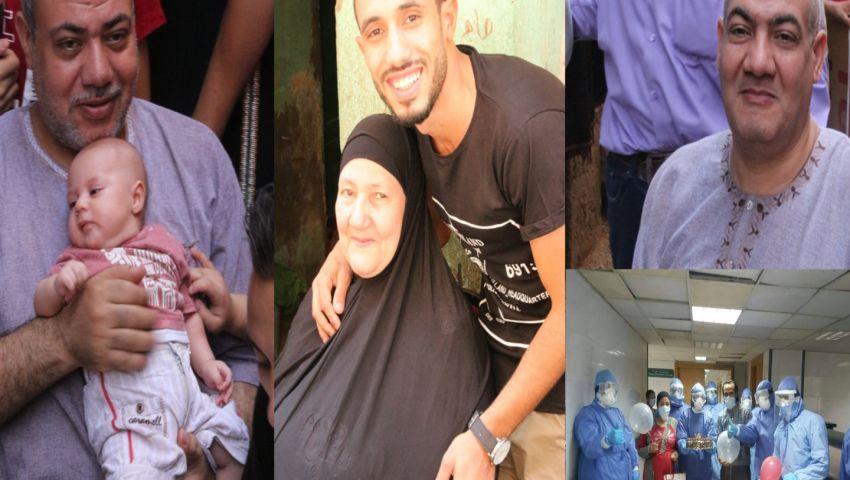 3 ضحايا و47 مصابًا ومولود جديد في الحجر.. القصة الكاملة لعائلة الحاجة غالية