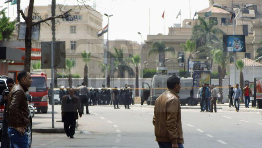 القبض على 6 طلاب مشتبه فى تورطهم بتفجير جامعة القاهرة