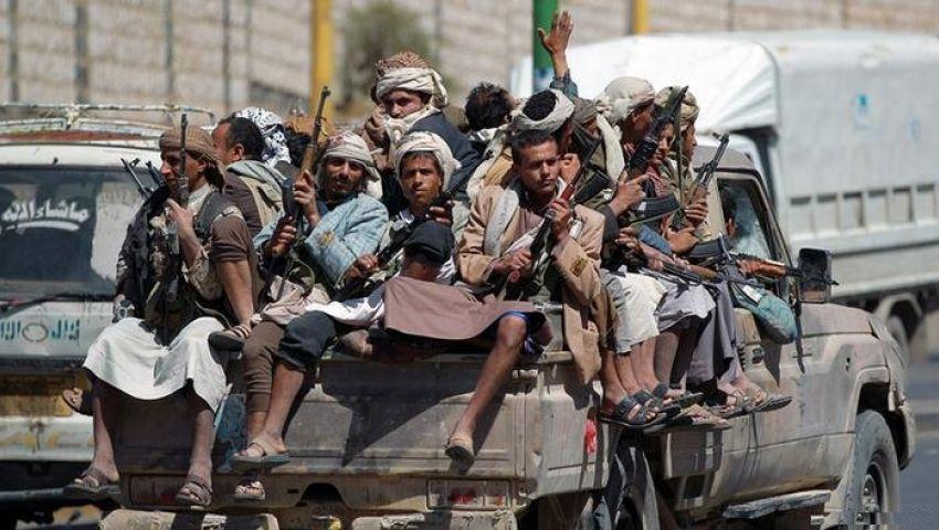 الحوثيون يقتربون من موقع عسكري وسط اليمن